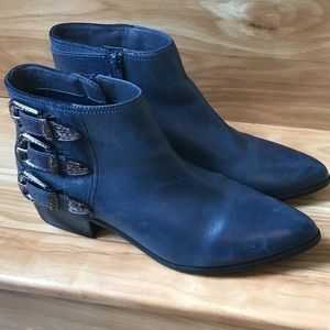 ALDO upper Leather boots size 9